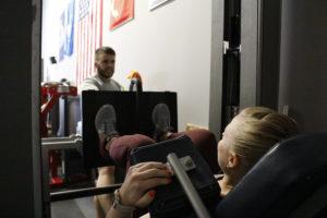 Virtual Strength Training